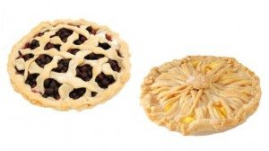 Blueberry Pie, Peach Pie