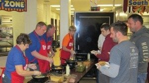 The Farmers Care breakfast in Warren County helped community members build relationships over a meal.