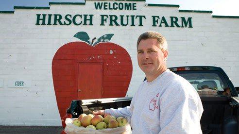 Steve Hirsch, Ohio Farm Bureau president