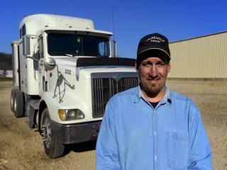 Jackson-Vinton Farm Bureau President Shane Meldick