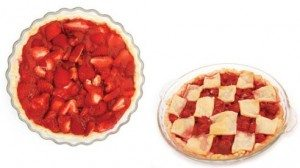 Strawberry Pie, Raspberry Pie