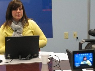 Director of Legal Education Leah Curtis conducted a members-only CAUV web meeting in February.