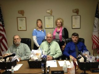 Vinton County Commissioners