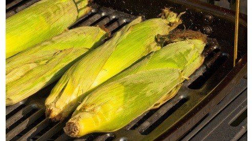 There's more than one way to cook fresh, Ohio sweet corn but the first rule is cook it the day it's picked when it is at it's best in terms of flavor and texture. Steaming, boiling or microwaving are easy ways to finish tender ears to perfection, but if the grill is heated up, consider tossing the ears on the fire and enjoying the smoky flavor that this method delivers. Make a few ears or a bunch for a crowd.