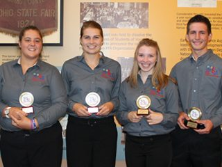 Capital Challenge first place team - Ag Ed Policy Development.