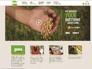 At www.gmoanswers.com, the public can ask questions about GMO technology and learn more about how it is used.