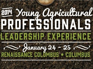 2014 Young Ag Professional Conference