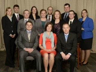 2013-14 Young Ag Professionals Advisory Team