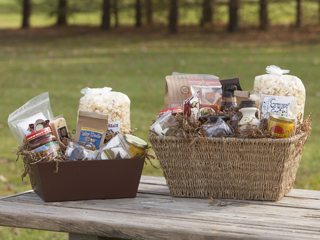 Taste From Our Ohio Gift Basket