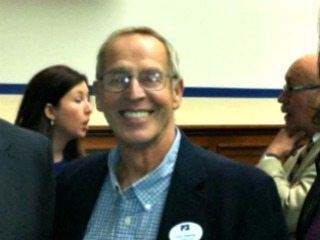County President Tom Kaskey
