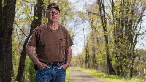 Jerry Lahmers is a member of Ohio Farm Bureau's board of trustees. He said his family has long had a tradition of being active in issues that affect the community.