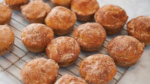 These are a straight-forward muffin using ingredients you have on hand. If you're out of buttermilk, you can add white vinegar or lemon juice to milk to supply that tangy flavor.