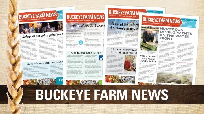 Buckeye Farm News