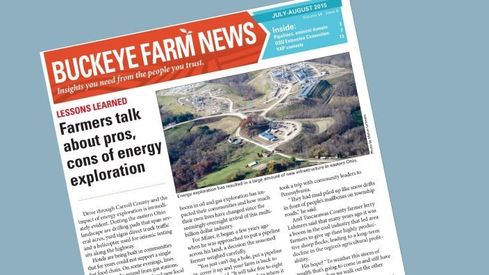Buckeye Farm News 2015