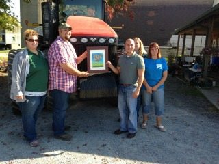 Friends of Ag Award