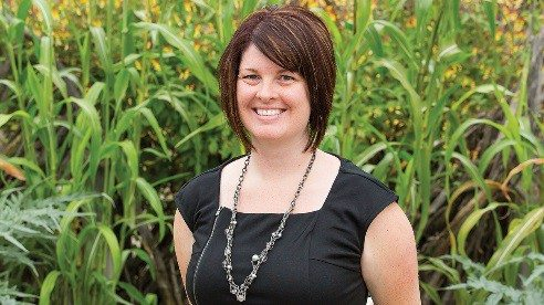 Heather Fox, Lucas County Farm Bureau volunteer