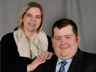 Nathan and Jennifer Brown elected chairs of Young Ag Professionals Advisory Team
