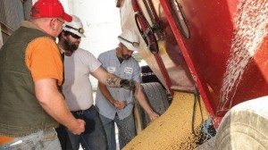 The program allows farmers to donate the proceeds from the sale of their soybeans, corn or wheat.