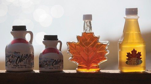 Learn more about Ohio maple syrup, including upcoming tours at www.ohiomaple.org.