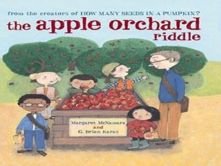 Apple Orchard Riddle Book