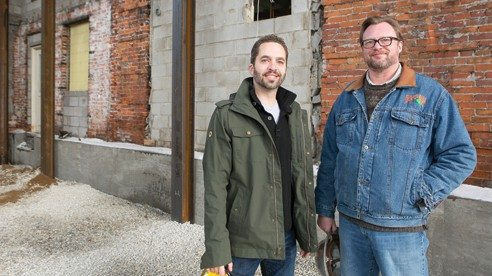 The Palace of Fermentation will be found at 1849 W. 24th St. at Bridge St. in Ohio City.