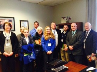 Meeting with Rep Brian Hill