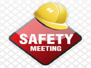 Mark your calendar now & make a reservation to attend a Safety Meeting