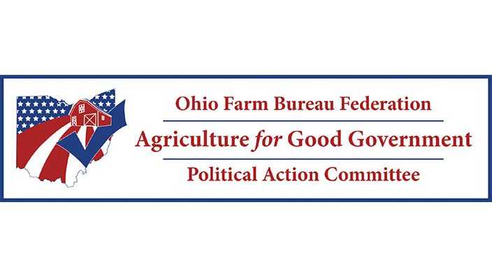 Ohio Farm Bureau Federation Agriculture for Good Government Political Action Committee logo