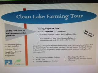 Clean Lake Farming Tour Info