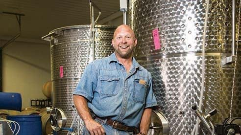 Bill Bakan, Maize Valley Winery, Hartville