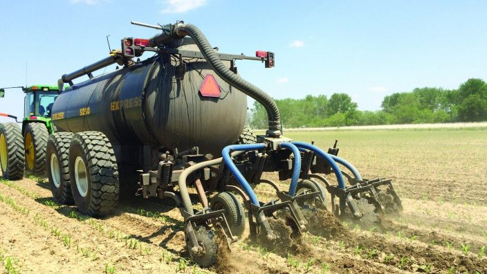manure equipment