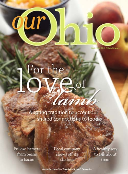 Our Ohio Magazine March-April 2012