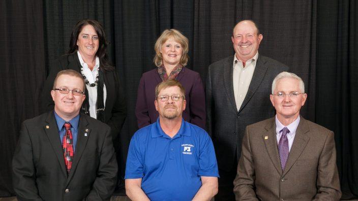 Hamilton County delegates 2015