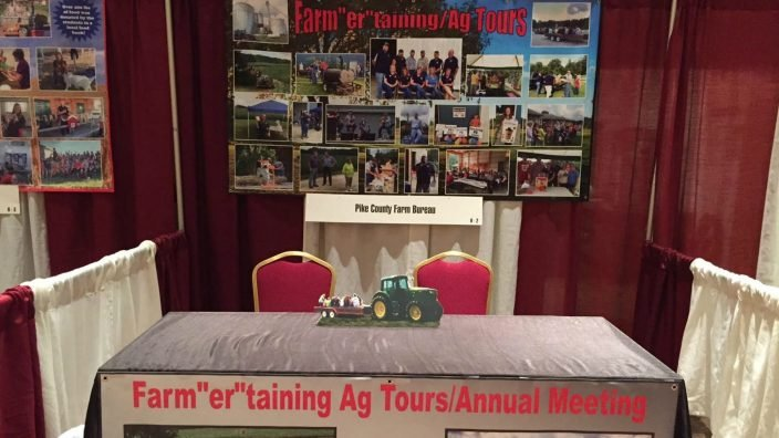 Pike County wins County Awards of Excellence award from American Farm Bureau.