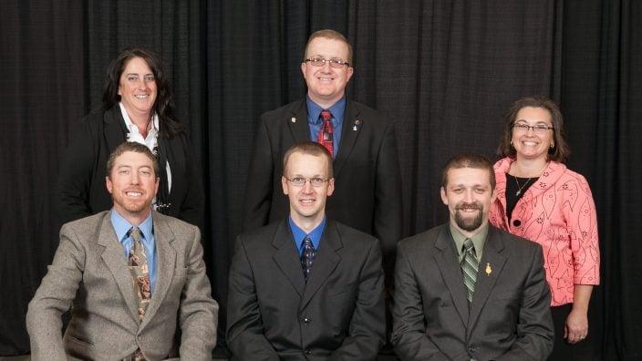 Preble Delegates 2015