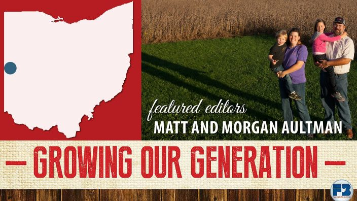 Growing Our Generation featured editors Matt and Morgan Aultman