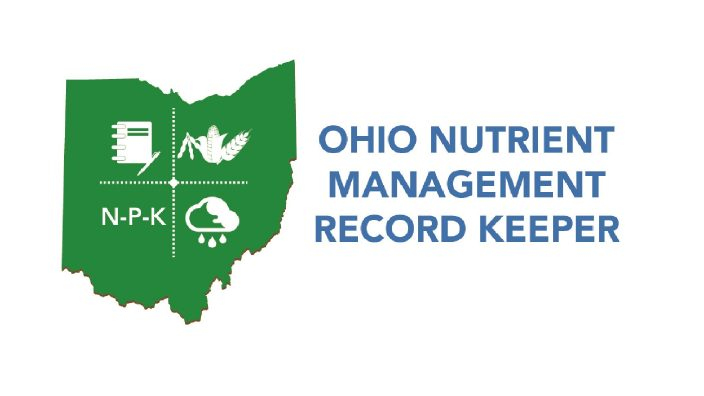 OnMRK Ohio Water Quality and Nutrient Management Record Keeper App