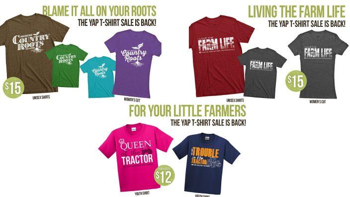 yap tshirt sale