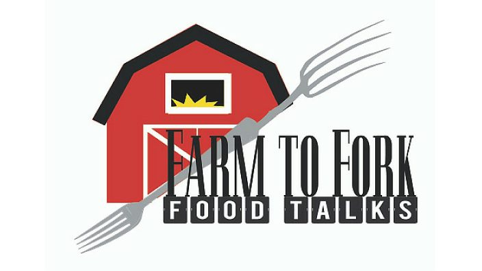 """Farm to Fork Food Talks"" is an event hosted by Collegiate Young Farmers, a student organization at Ohio State."