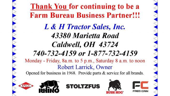 Business Partner NC L&H 2016