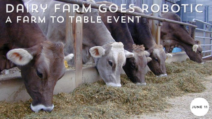 Dairy Farm Tour June 11