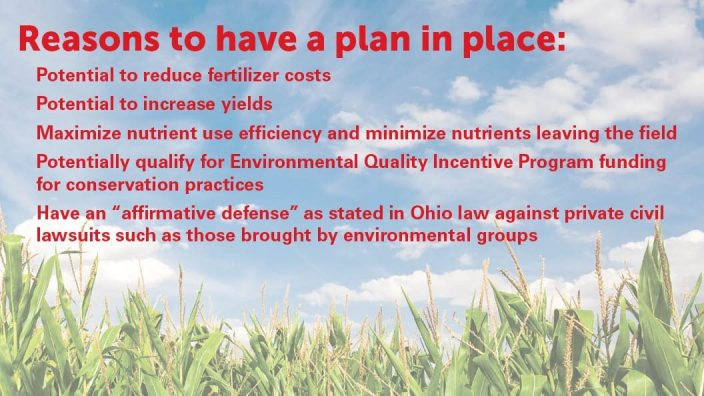 Nutrient Management Plan