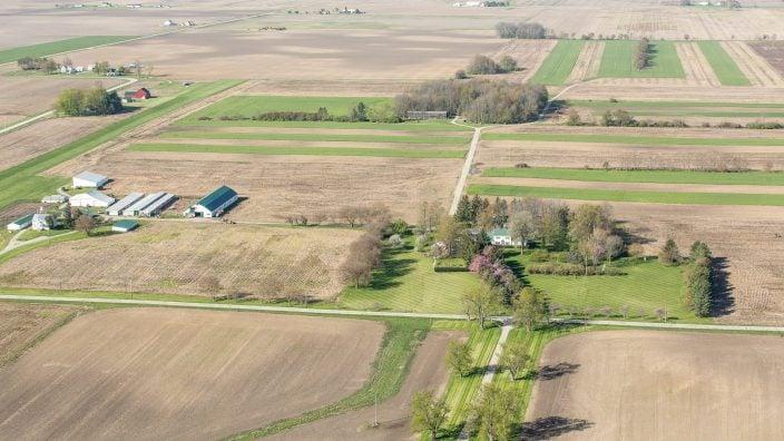 Clinton County Ohio farm