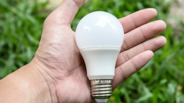 Save on LED bulbs with Grainger