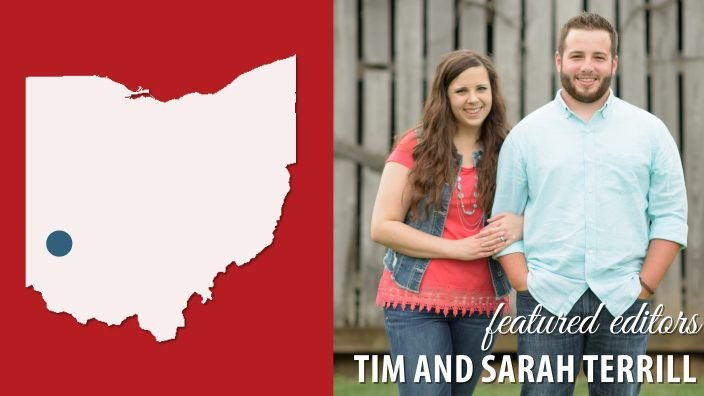 Sarah and Tim Terrill, Montgomery County