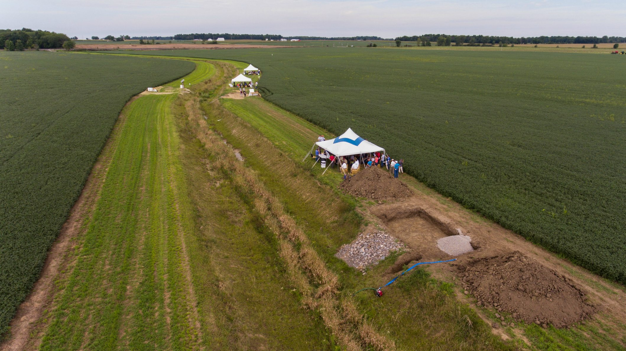 Hardin County Field Day Features Ways To Reduce Nutrient