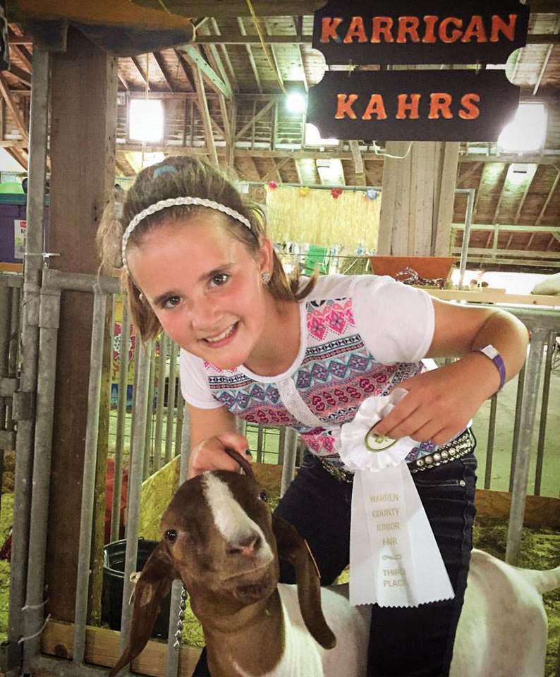 Kahrs -- goat