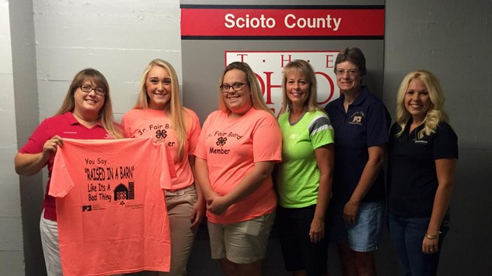 Scioto Jr Fairboard Tshirts
