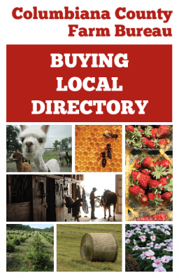 Columbiana Buy Local Cover