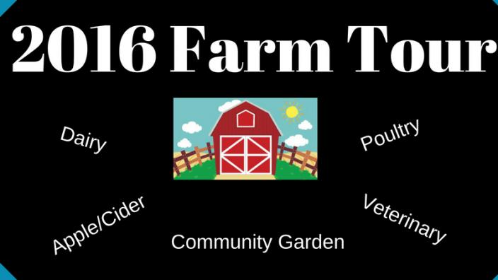 Farm Tour 2016